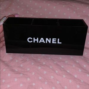 CHANEL cosmetic organizer